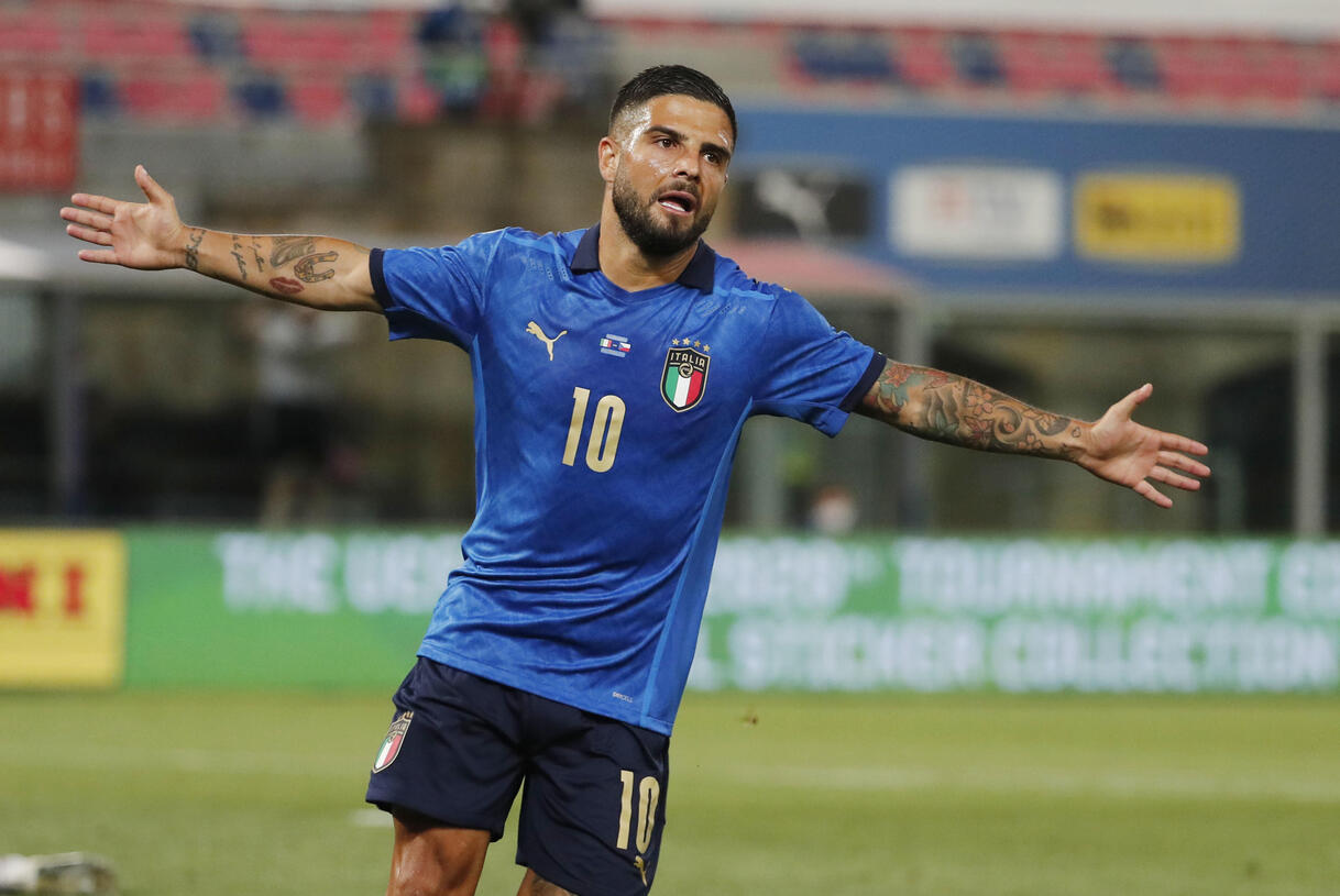 Insigne takes Italy, Naples wants explanations: what a storm ...
