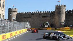 F1, favoriti Baku: Max per allungare, Lewis per il riscatto