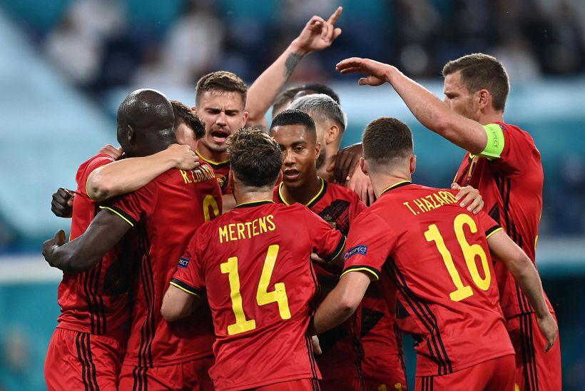Belgio avanti tutta ma c'è solo un eroe