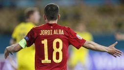 Inter-Jordi Alba: bomba o bufala? Tifosi e giornalisti scatenati