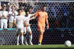 Euro 2020, Croazia-Spagna: che papera di Unai Simon e autogol di Pedri