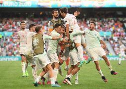 Spagna avanti: la rivincita dei tifosi juventini