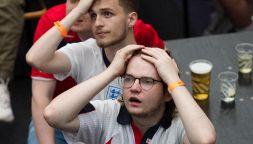 Euro 2020: tifosi inglesi a Roma, sui social si accende il dibattito