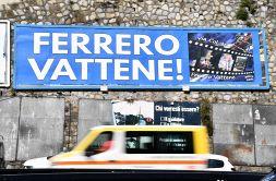 "Tifosi Samp, maxi campagna anti-Ferrero: ""Vattene!"""