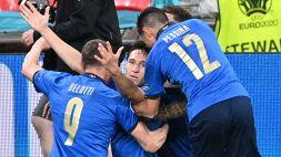 Euro 2020, Chiesa e Pessina gol: Italia ai quarti, ma che sofferenza