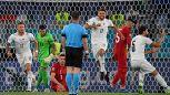Euro 2020 diventa il festival dell'autogol: è record storico