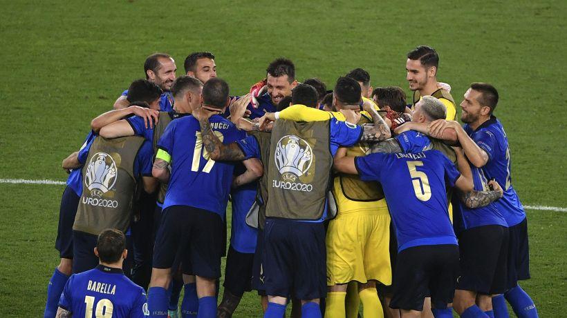 Euro 2020, la decisione dell'Italia sul Black Lives Matter