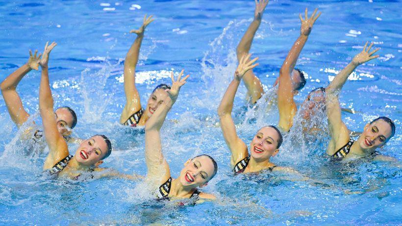 Nuoto artistico, Italia qualificata per Tokyo 2020