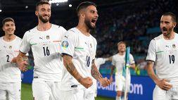 Euro 2020, Turchia-Italia 0-3: le foto