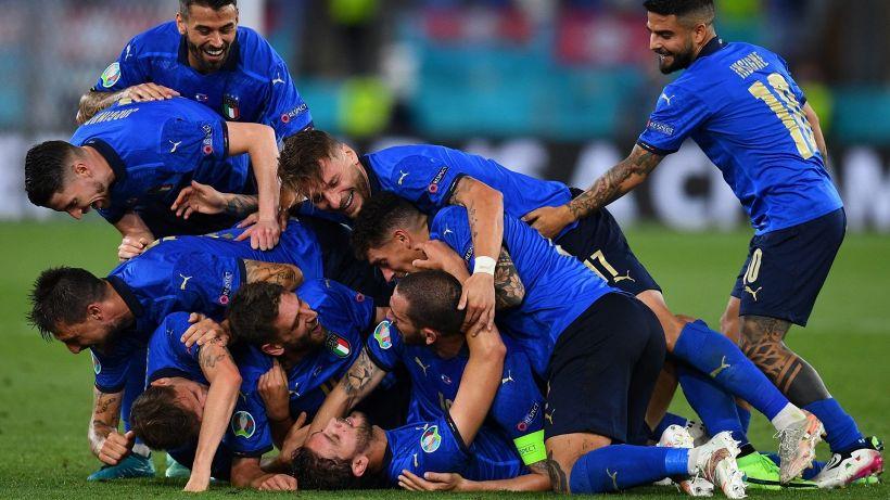 Euro 2020, il tabellone degli ottavi: big match e incroci azzurri