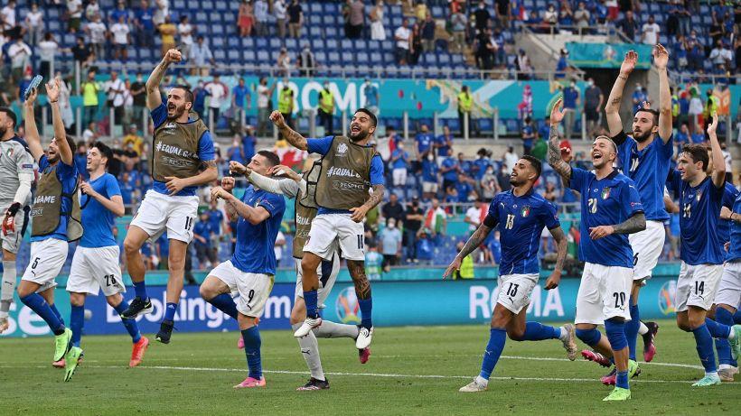 L'Italia nel segno del gruppo: 25 i giocatori schierati da Mancini