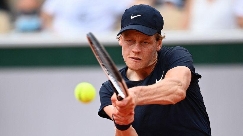 Roland Garros: Sinner negli ottavi di finale