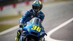 """Motogp, il Campione del Mondo Mir: """"Rossi è il Michael Jordan delle moto"""""""