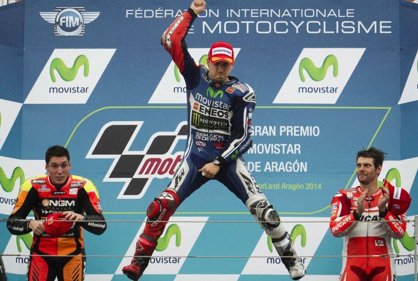 20.000 tifosi potranno assistere al GP di Aragon