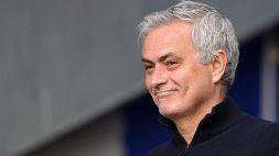 """Roma, Mourinho: """"Trovatemi un attaccante egoista da 30 gol"""""""