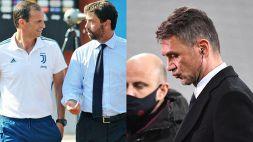 Mercato Juve: sgarbo al Milan, tifosi in fermento