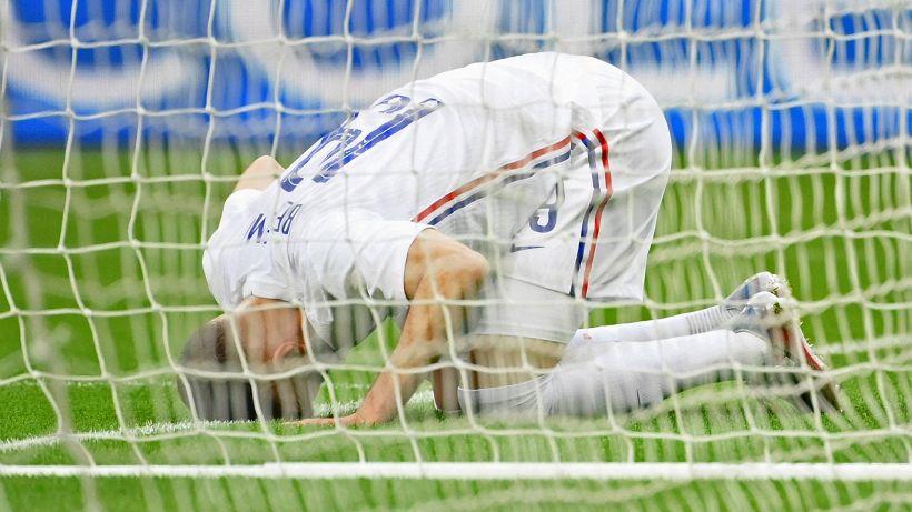 """Deschamps sulle condizioni di Benzema: """"E' solo una botta"""""""
