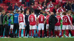 Euro 2020, Danimarca-Belgio: le probabili formazioni