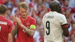 Euro 2020: Danimarca-Belgio, al 10' il grande gesto per Eriksen