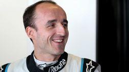 """Alfa Romeo, Kubica: """"Il motore Ferrari ha fatto progressi"""""""
