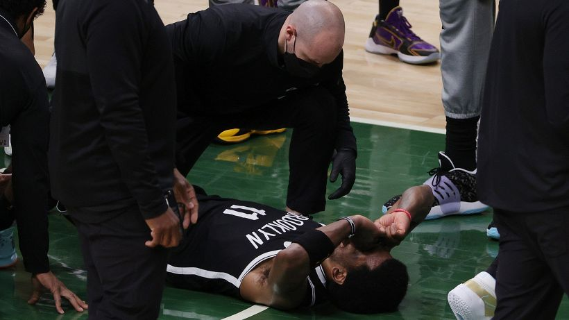 "Irving ko, Nash spera: ""Kyrie non ha fratture"""