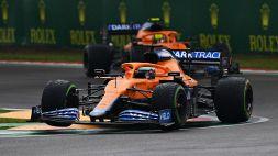 F1, la McLaren guarda con fiducia al prossimo trittico di gare