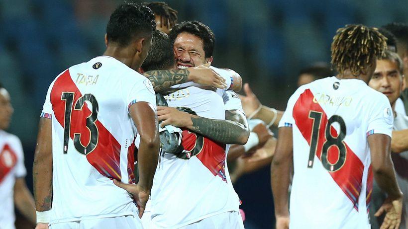 Copa America, Ecuador-Perú 2-2: Lapadula da sogno, gol più assist