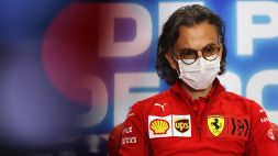 F1, Ferrari. la delusione di Laurent Mekies