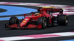 F1, Gp Francia: Mercedes davanti nelle libere, Ferrari in ritardo