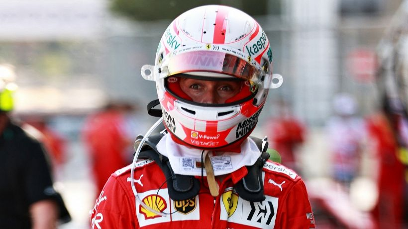 F1, Ferrari: un altro errore per Charles Leclerc, le sue parole