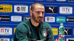 """Italia, Bonucci applaude Mancini: """"Con lui è tornata la voglia di Nazionale"""""""