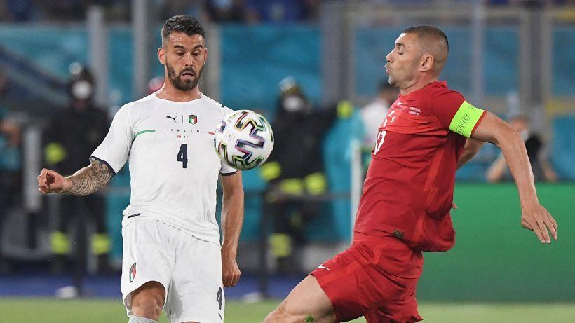 Spinazzola 'spinge' l'Italia: prova di forza all'esordio a Euro 2020
