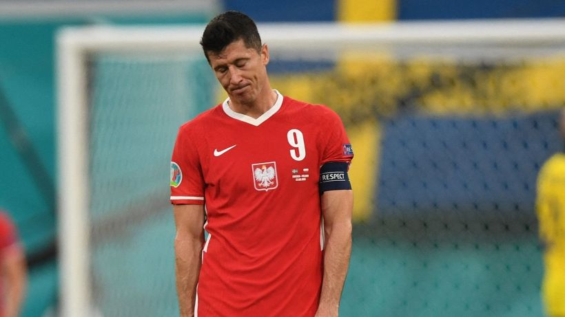 """Polonia, Lewandowski: """"I tre gol non mi confortano"""""""