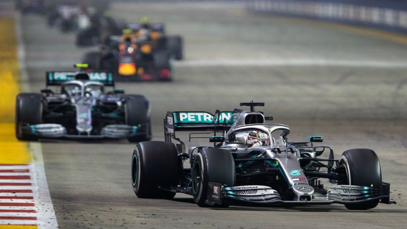 F1, Singapore verso la resa: il calendario cambia ancora