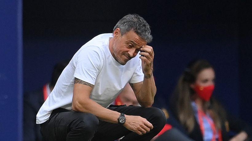 Incubo Covid per la Spagna: ben 41 i giocatori al lavoro per Euro 2020