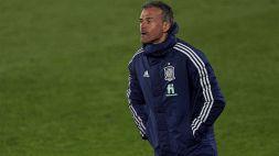 """Euro 2020, Luis Enrique: """"Covid? La Spagna ha un piano B"""""""
