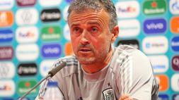 Euro 2020, Luis Enrique fiducioso sulle possibilità della Spagna