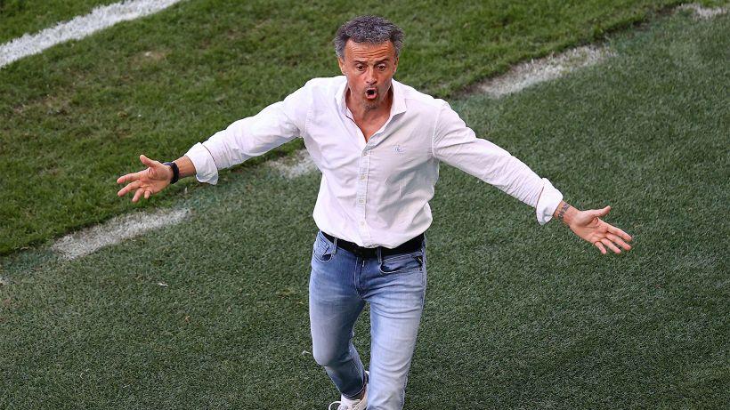 Euro 2020, España: Luis Enrique defiende a Simon
