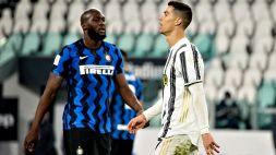 Inter, Lukaku provoca Ronaldo in vista di Belgio-Portogallo