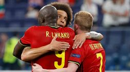 Euro 2020: Finlandia-Belgio 0-2, le foto