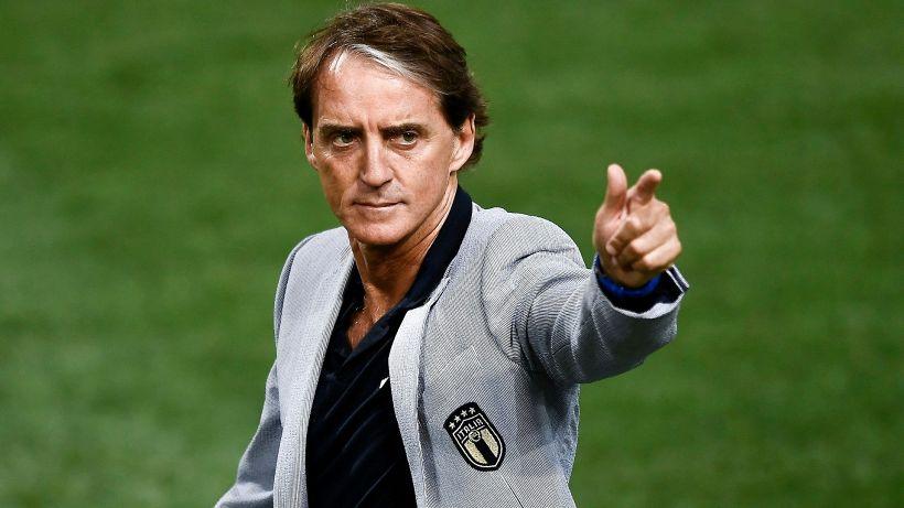 Italia: tegola per Roberto Mancini, si infortuna un Azzurro