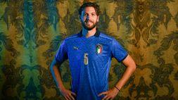 Euro2020, il percorso con l'Italia di Manuel Locatelli