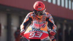 """MotoGP, Marc Marquez, """"Spero di essere più competitivo"""""""