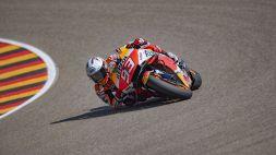 """MotoGP: sul """"suo"""" Sachsenring Marc Marquez rompe il digiuno"""