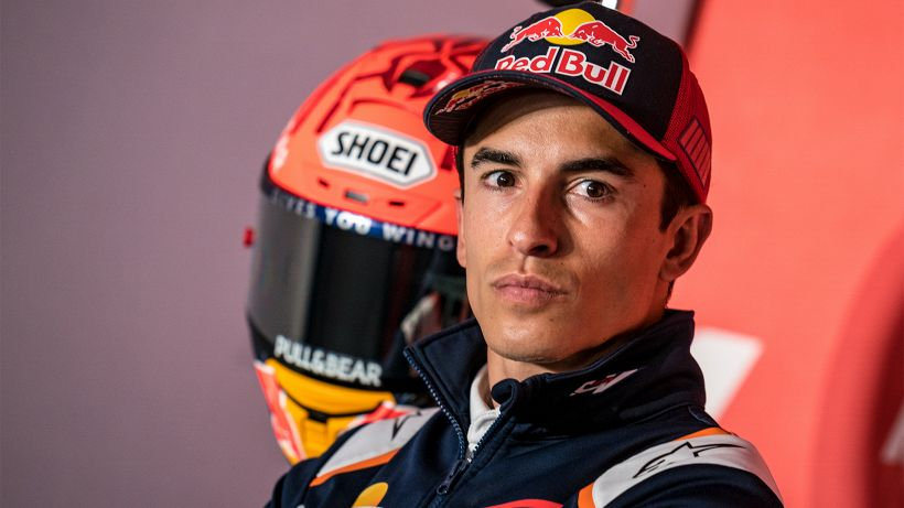 """MotoGp, Marquez: """"E' strano ciò che mi sta accadendo"""""""