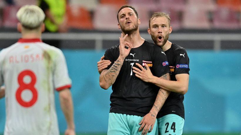 """Arnautovic si scusa dopo l'esultanza polemica: """"Non sono razzista"""""""