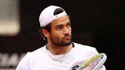 """Wimbledon, Berrettini ci crede: """"Posso arrivare in fondo"""""""