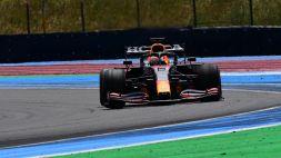 """F1, Verstappen: """"Siamo migliorati a fine giornata"""""""