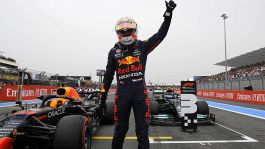 F1, la grande fiducia di Max Verstappen