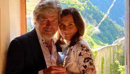 """Reinhold Messner e Diane: """"Ecco perché ho deciso di sposarmi"""""""